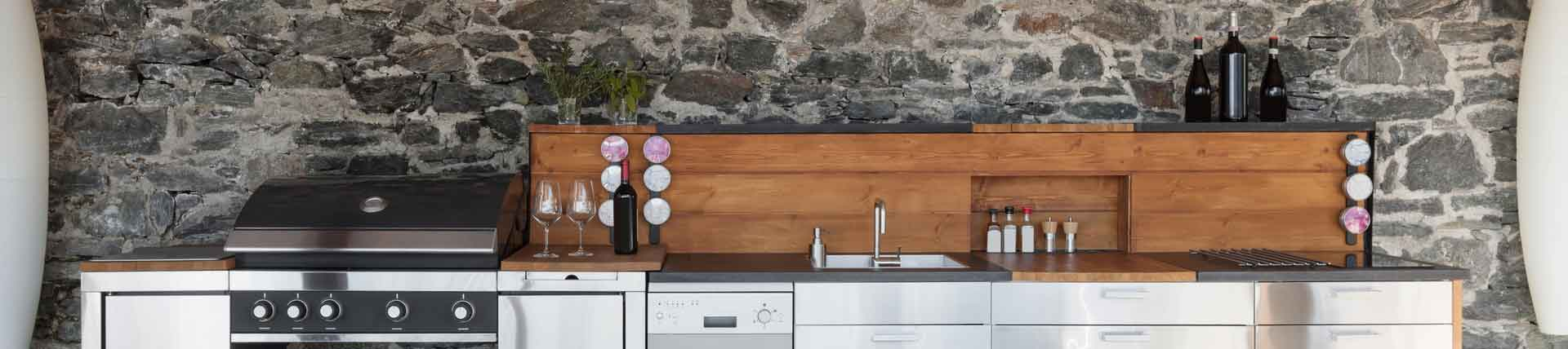 Outdoor Kitchens & Plumbing